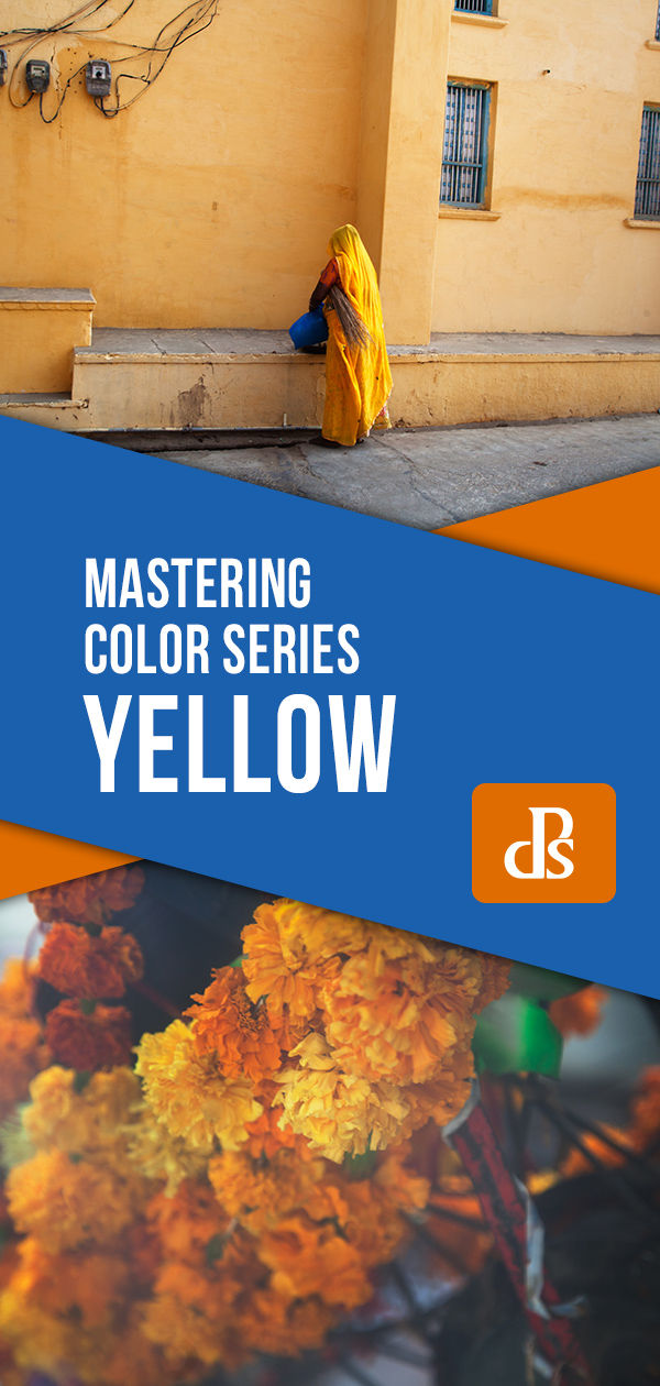 Mastering Color Series - Yellow