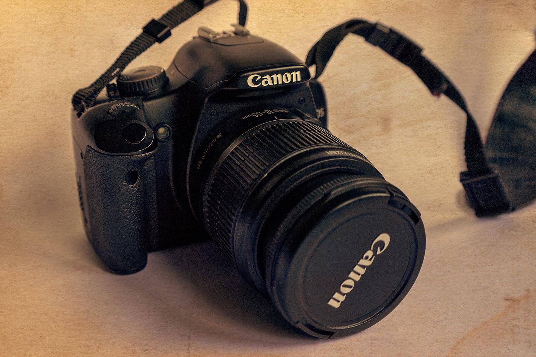 Canon EOS 450D - Rebel XSi