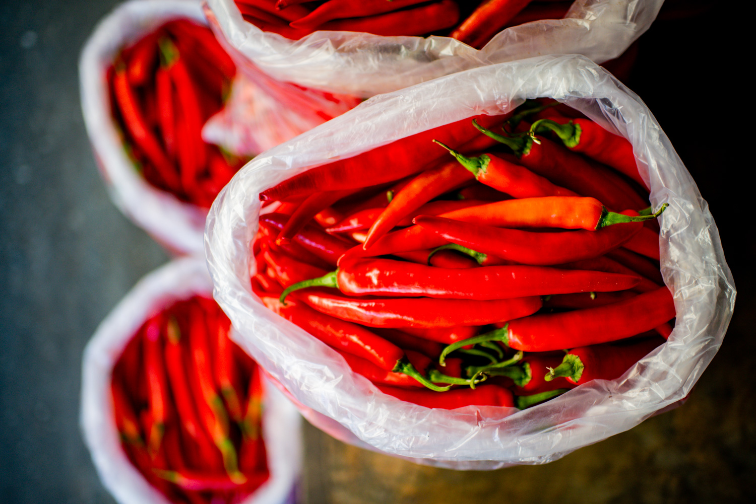 red chillies Documentary Travel Photography: How to Add More Interest to Your Travel Photos