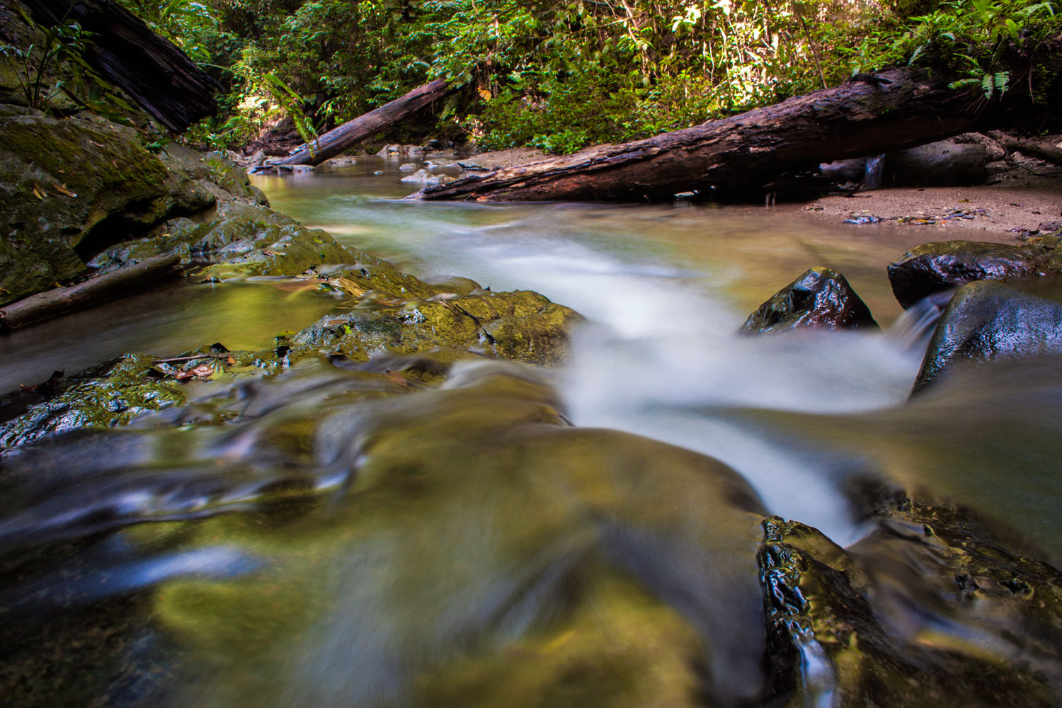 Image: A Neutral Density filter allows you to shoot longer exposures during the day.