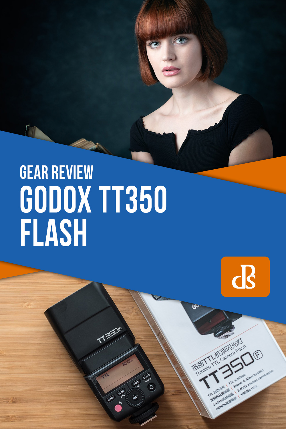 Godox TT350 Flash Review – the Little Flash that Can