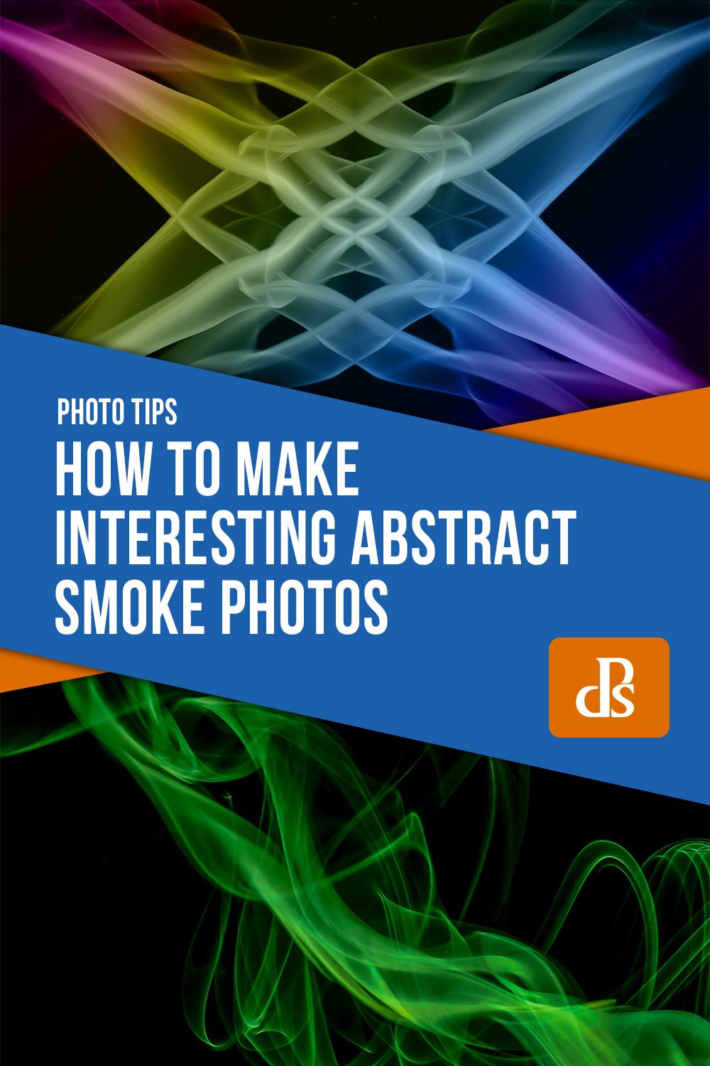 How to Make Interesting Abstract Smoke Photos