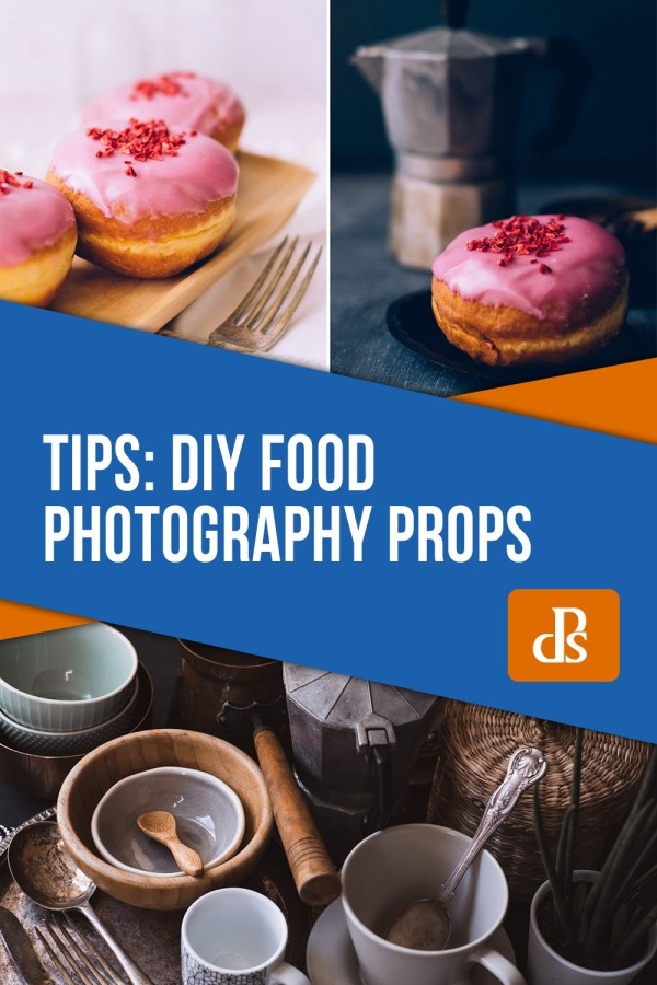 DIY Food Photography Props on a Budget