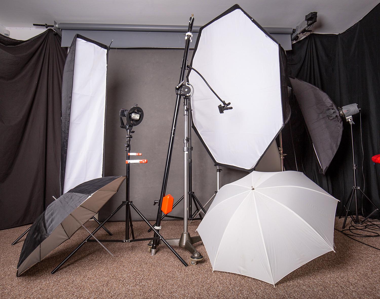 Your Guide to Studio Lighting Equipment
