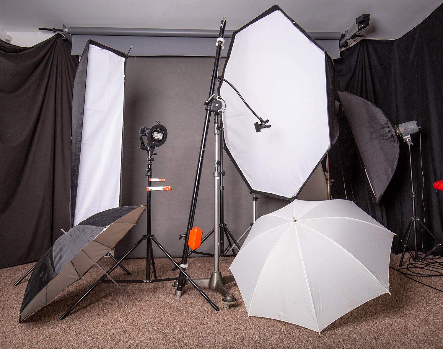 Image: There's a lot of studio equipment to get familiar with and with it, a lot of terms to l...