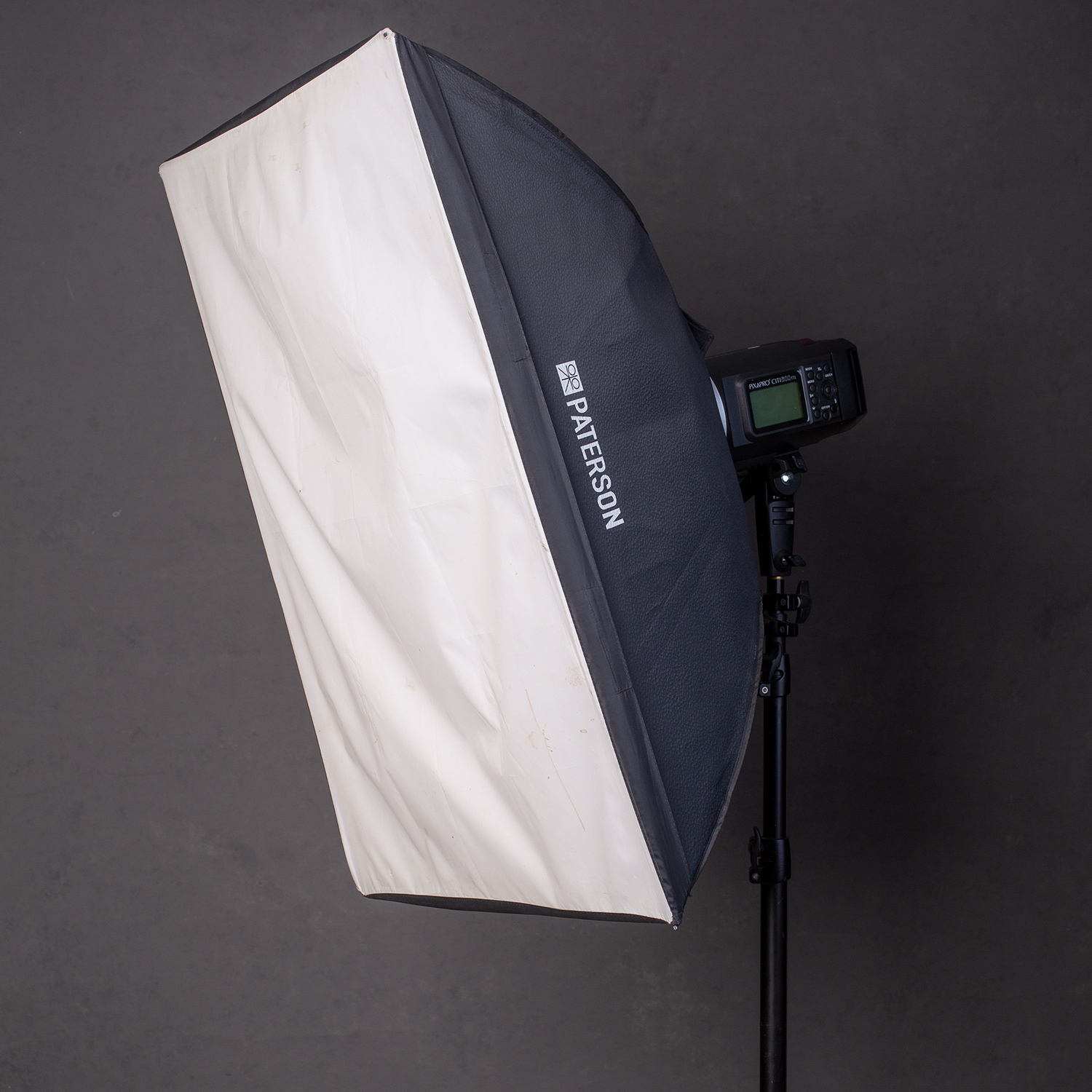 Image: Softboxes are the workhorse of the photographic studio, and they come in all shapes and sizes...