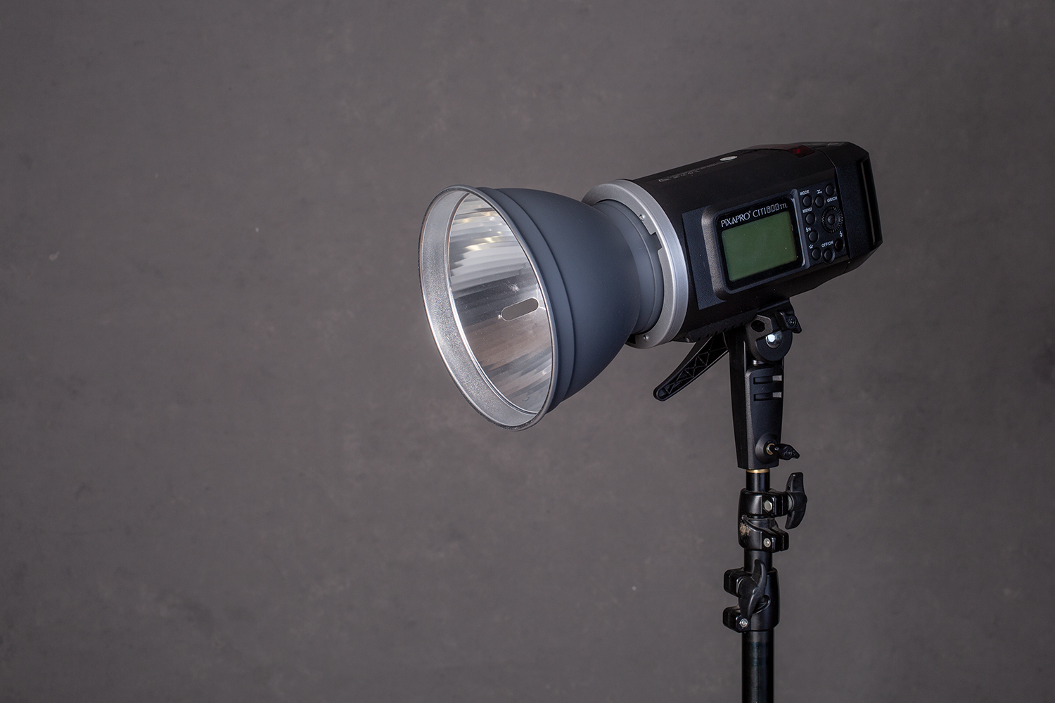 Image: Strobes are powerful flash units that pretty much dominate studio photography.