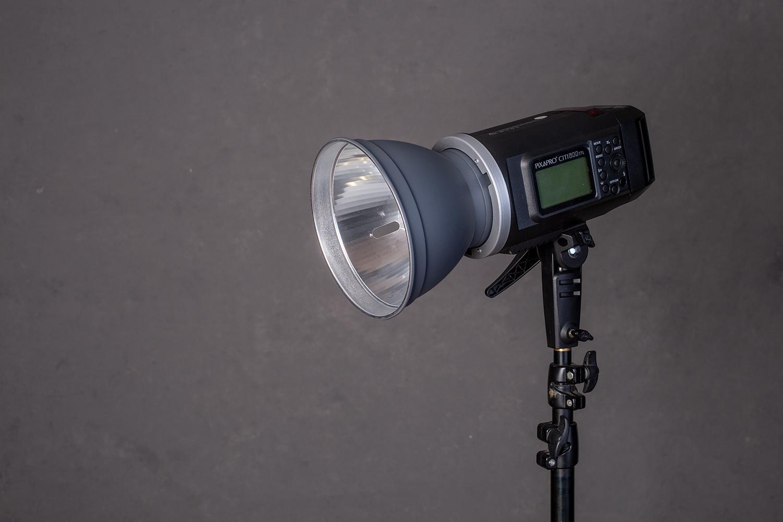 monolight studio strobe