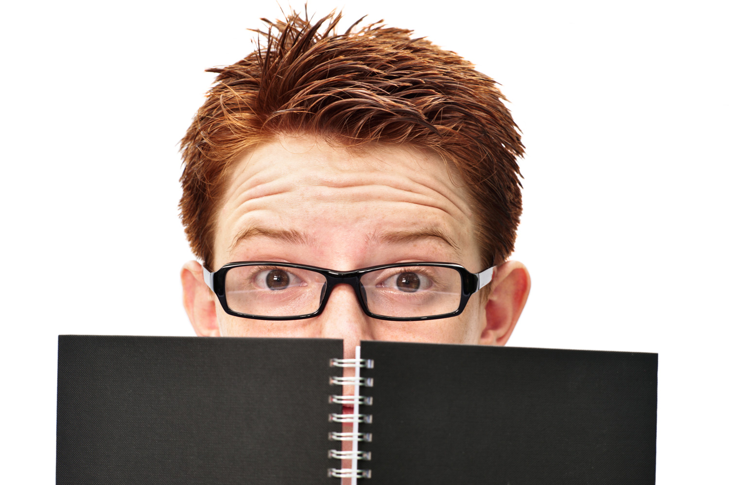 21 Tips For Stock Photography Boy With A Note Book