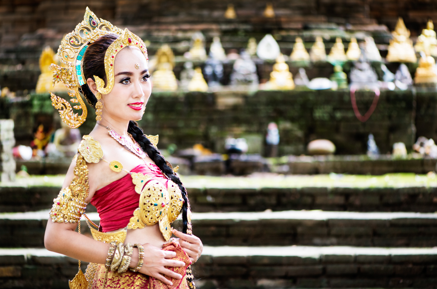 21 tips for Stock Photography Thai Traditional Costume