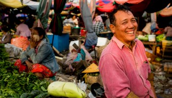 Weekly Photography Challenge – Street Markets
