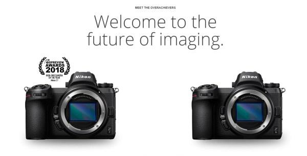 Nikon Releasing 900 Dollar Full-Frame Mirrorless Camera?