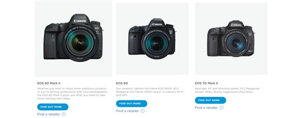Canon and Nikon Will Release DSLRs With In-Body Image Stabilization