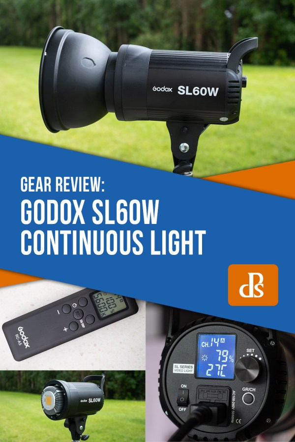 Godox SL60W Review – A Light for Those that Don't Like Flash