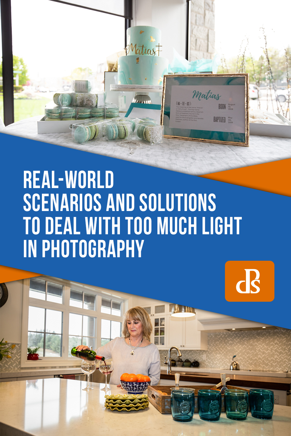 dealing with too much light in photography