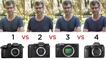 Do Larger Camera Sensors Create Different Looking Images? [video]
