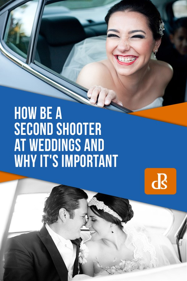 How be a Second Shooter at Weddings and Why it's Important