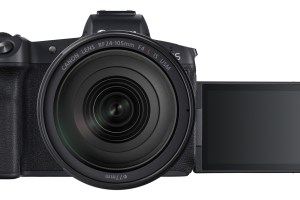 Canon to Produce an 80-Megapixel Mirrorless Camera