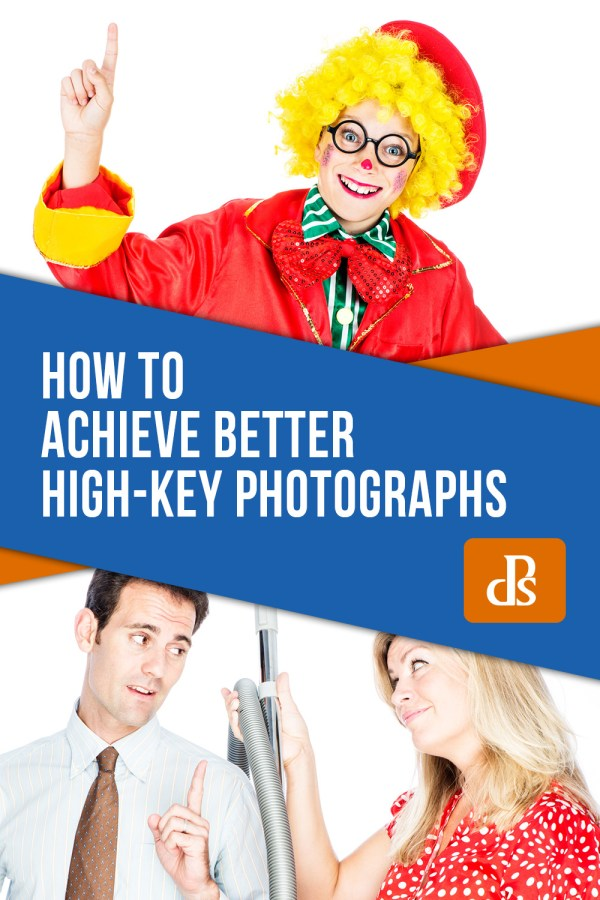 How To Achieve Better High-Key Photographs
