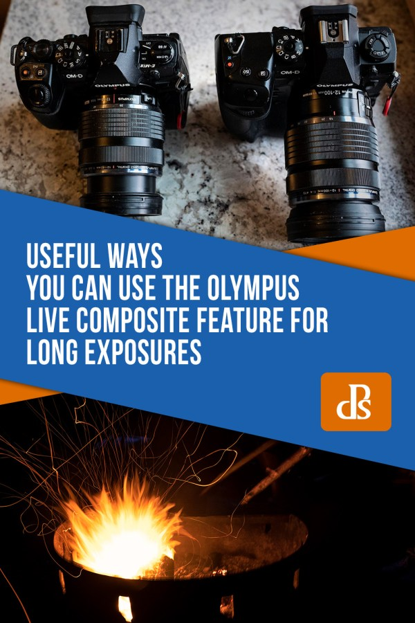 Useful Ways You Can Use the Olympus Live Composite Feature for Long Exposures