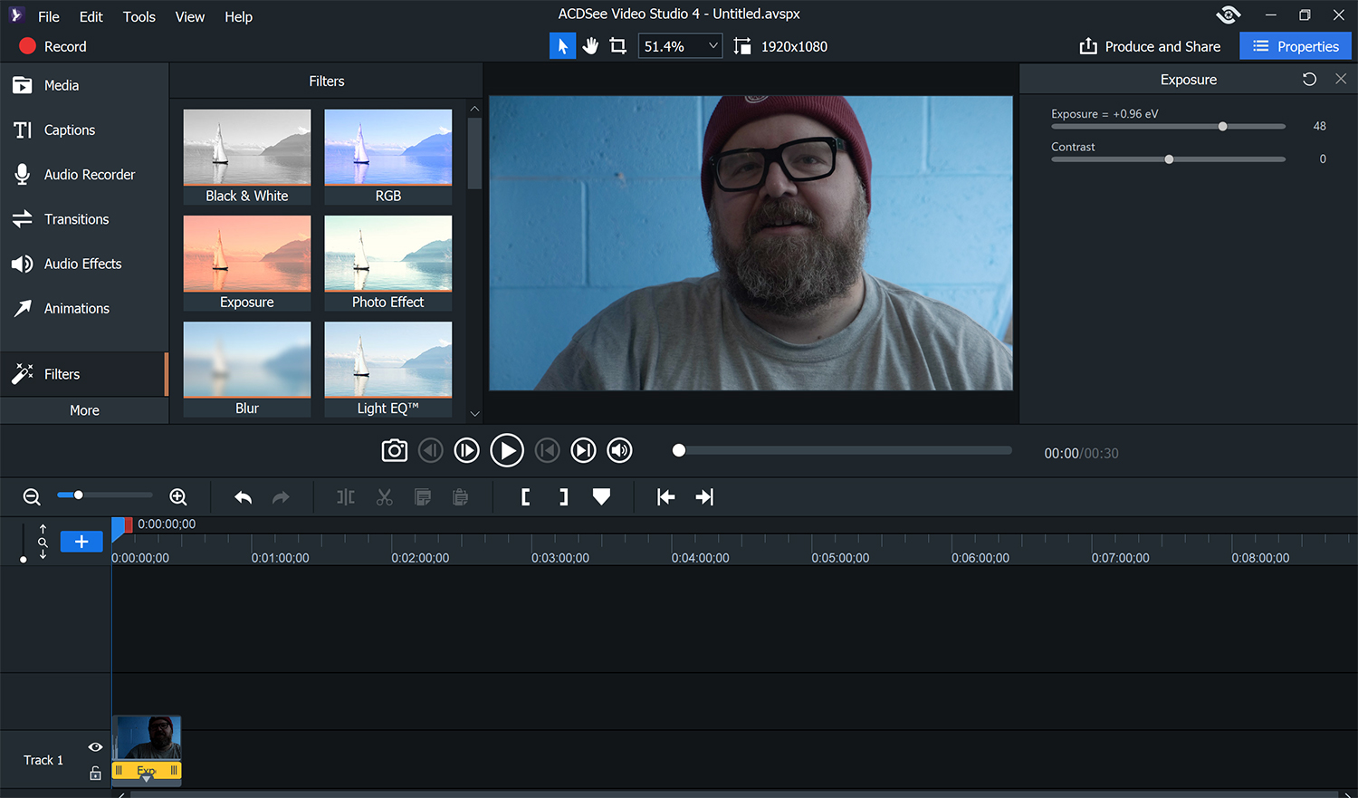 Image: Video Studio 4 is great for editing short clips for social media or uploading to YouTube. It...