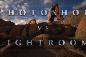 Photoshop vs Lightroom – the Power of Photoshop