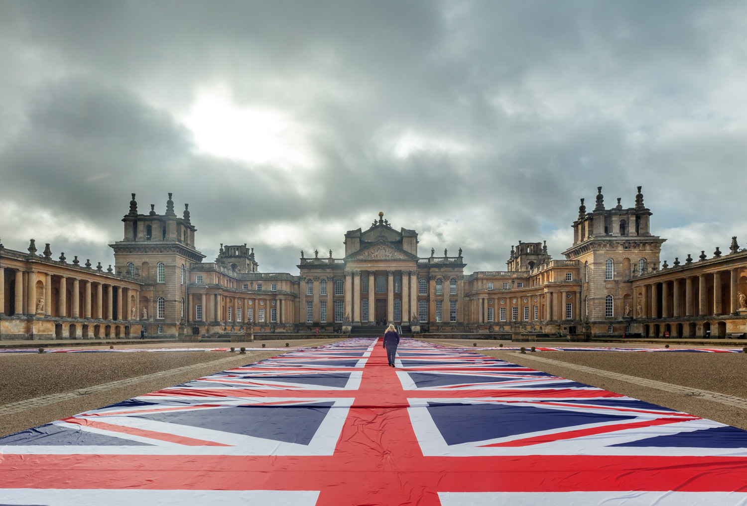 Image: Blenheim Palace, Oxford