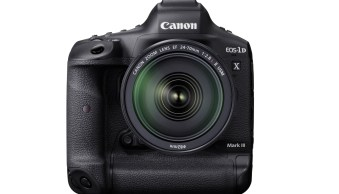 The Canon 1D X Mark III Will Debut With 20 FPS and Enhanced Autofocus