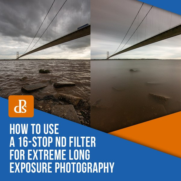 How to Use a 16-Stop ND Filter for Extreme Long Exposure Photography