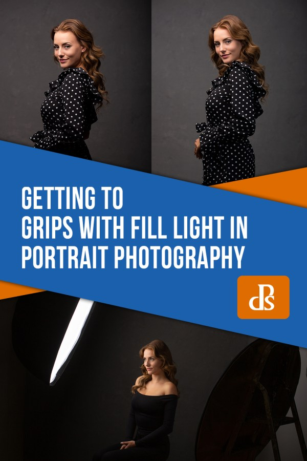 Getting to Grips with Fill Light in Portrait Photography