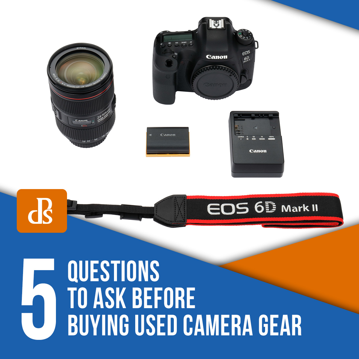 Questions to Ask Before Buying Used Camera Gear