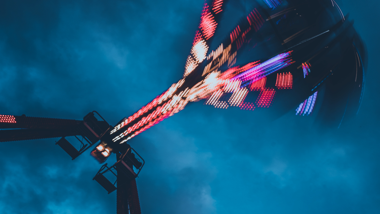 6 Ideas for Creative Funfair and Amusement Park Photography