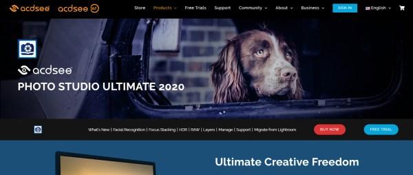 News: ACDSee Photo Studio Ultimate 2020 Released