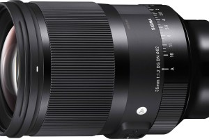 Review: Sigma 35mm f1.2 ART Lens for Sony E-Mount