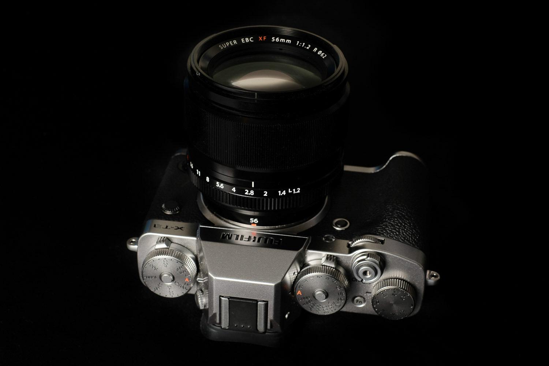 Best Fujifilm X-Series Kit for Urban Portraits