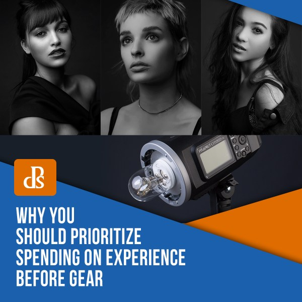 Why You Should Prioritize Spending on Experience Before Gear