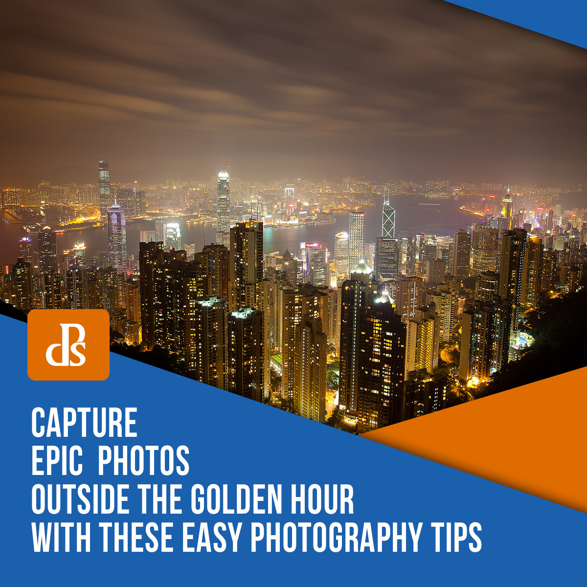 Capture Epic Photos Outside the Golden Hour with these Easy Photography Tips