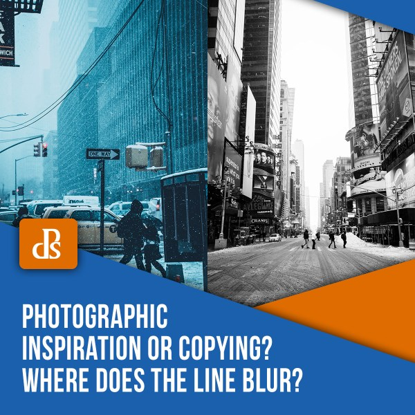 Photographic Inspiration or Copying? Where does the line blur?