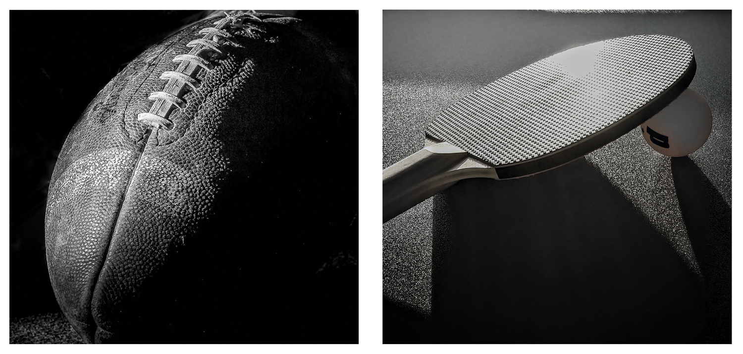 Image: Low cross-lighting brings out the texture of these subjects with harsh light and shadow grada...