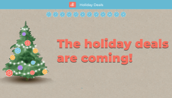 dPS 12 Days of Holiday Deals: Save up to 95% on Some Great Photography Training and Tools