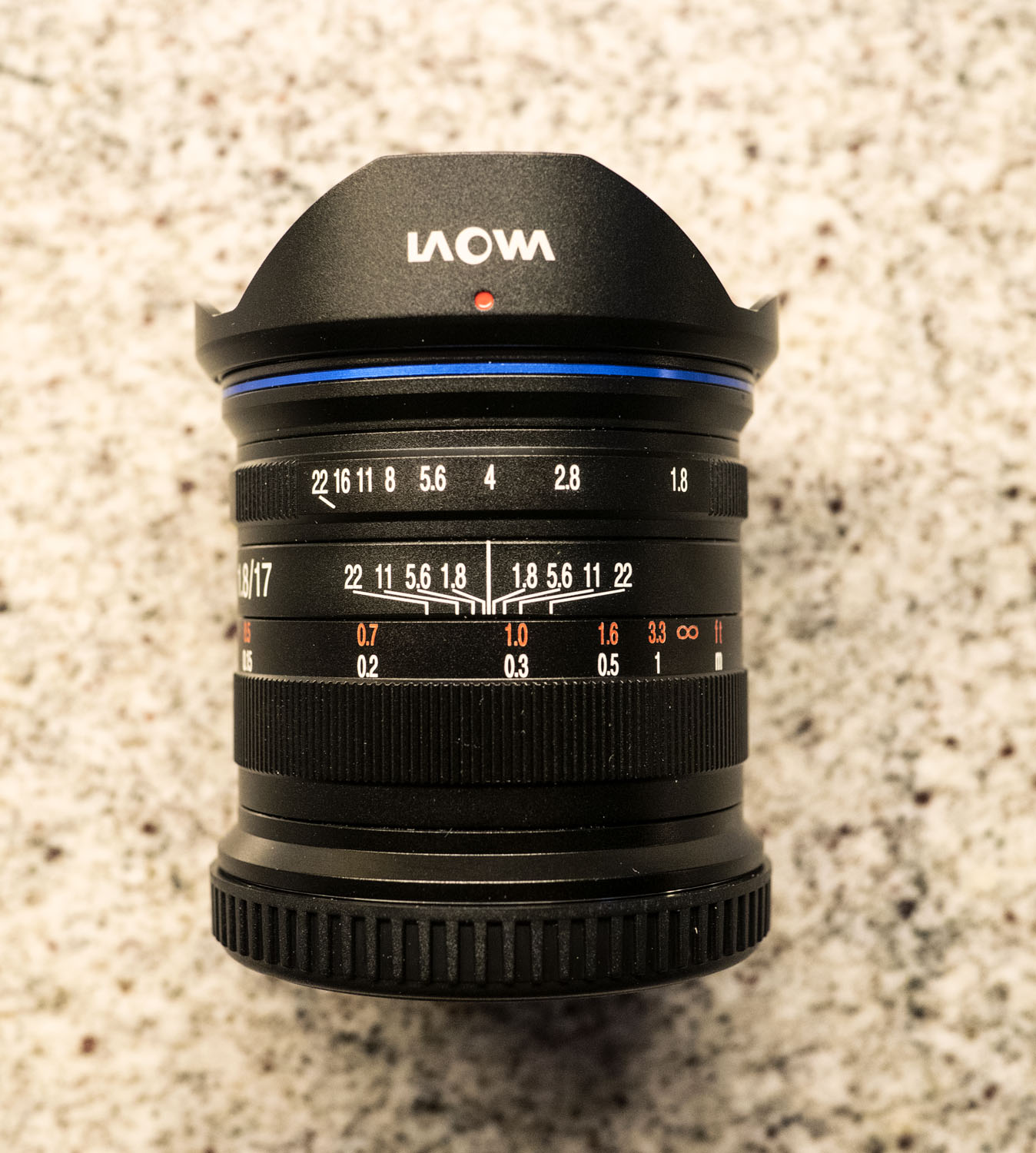 Image: The Laowa 17mm lens is specifically designed for micro-four-thirds cameras