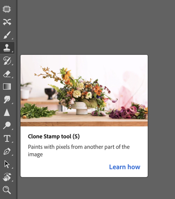 Photoshop for still life photography