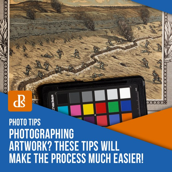 Photographing Artwork? These Tips Will Make the Process Much Easier!