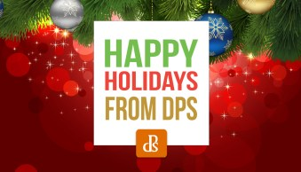 Happy Holidays 2019 from the dPS Team