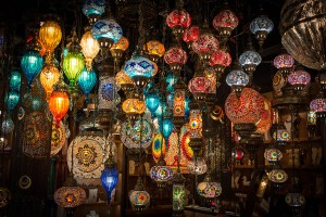 Weekly Photography Challenge – Lamps