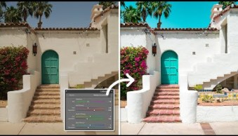 How to Use Camera Calibration Tool in Lightroom (video)