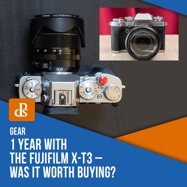 1 Year with the Fujifilm X-T3 – Was It Worth Buying?