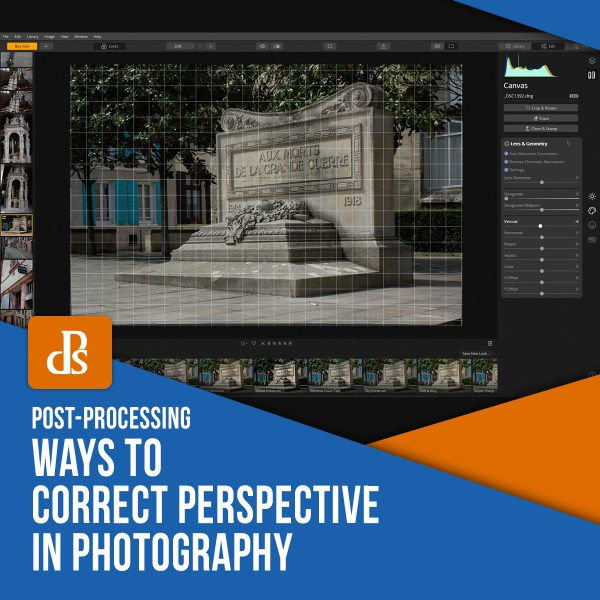 Ways to Correct Perspective in Photography