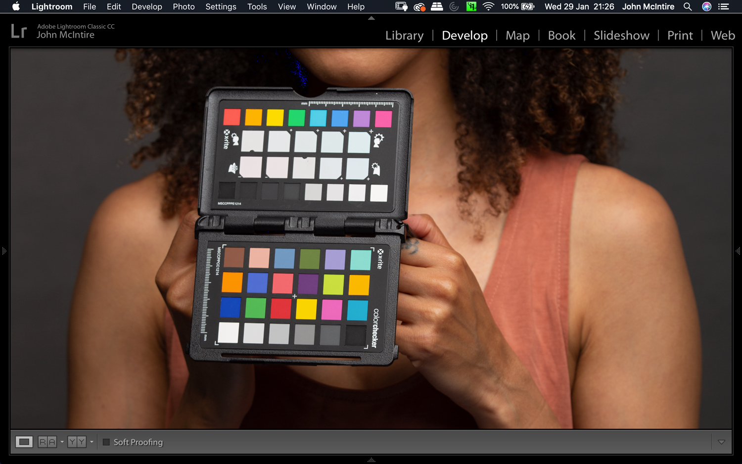 Image: Using a grey card or other tool to get an accurate white balance can help save time and ensur...