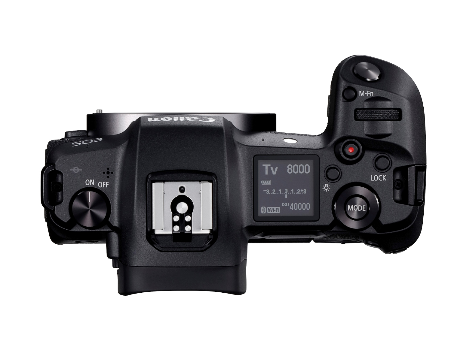 Canon EOS R5 on the Way, With a 45 MP Body and 20 FPS Electronic ...